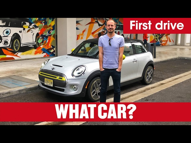 2021 MINI Electric review – we drive new <em>Honda</em> e rival! | What Car?