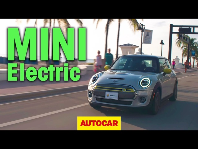 2020 MINI Electric review | How good is the new Honda e rival? | First Drive | Autocar