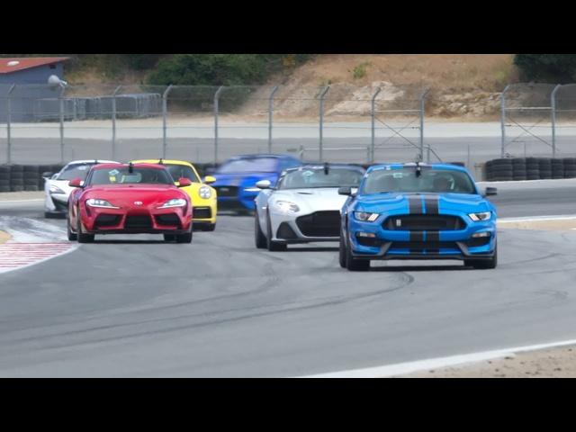First Ever—Best Driver's Car Grand Prix