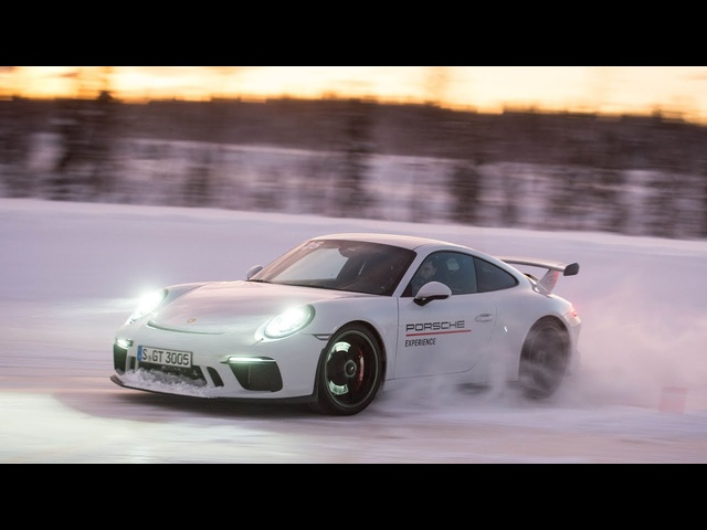 Porsche Taycan Ice Driving, Porsche Superbowl Ad, Porsche 718 GTS And More - FtLoC 29 | Carfection
