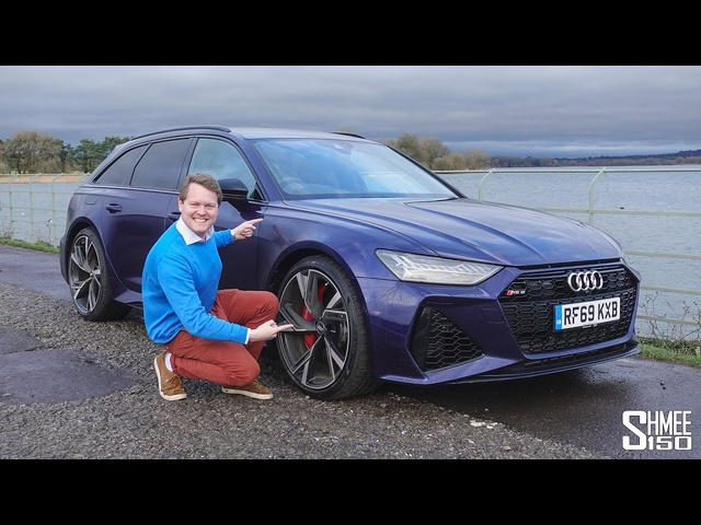 My Friend Bought the First NEW <em>AUDI</em> RS6 in the UK!