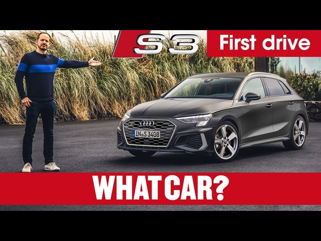 2020 Audi S3 review – we get exclusive drive of next Audi A3 | What Car?