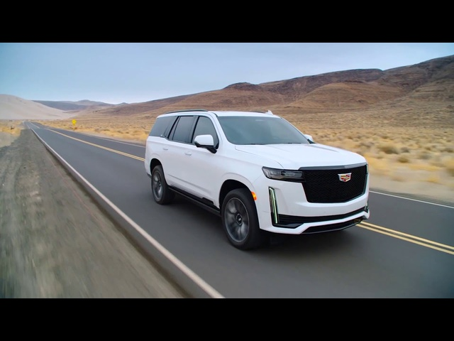 2021 <em>Cadillac</em> Escalade | Taking Bold in a Smarter Direction | Steve Hammes