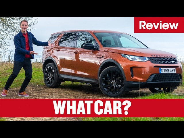 2020 Land Rover Discovery Sport review – BMW X3 rival tested | What Car?