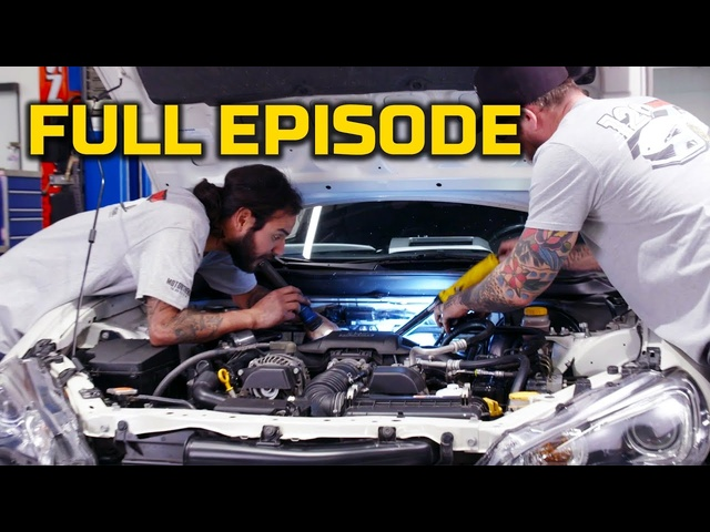 Subaru BRZ Build in 5 Days! | FULL EPISODE Super Street Week to Wicked