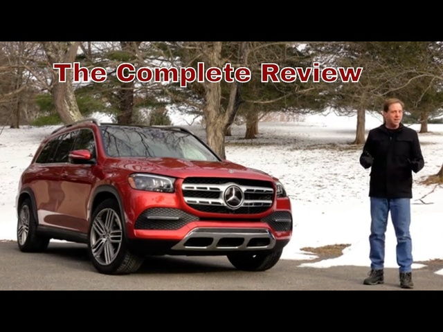 2020 Mercedes-Benz GLS | Staring Down the BMW X7 | Steve Hammes