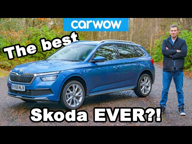 Skoda Kamiq SUV review - their best SUV yet?