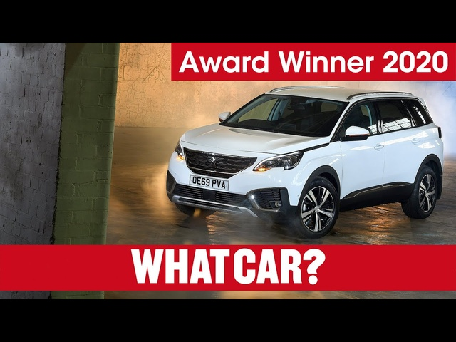 Peugeot 5008: why it's our 2020 Large SUV of the Year | What Car? | Sponsored