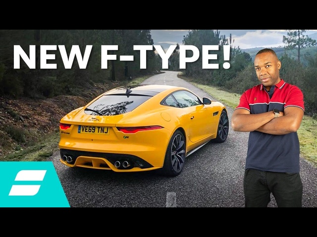 NEW 2020 Jaguar F-Type V8 R Review: Listen To That Noise!