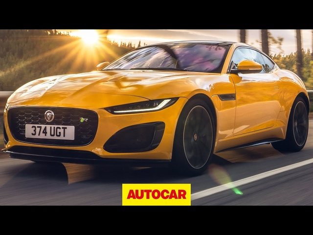 Jaguar F-Type 2020 review | first drive of brilliant new Jaguar coupe | Autocar