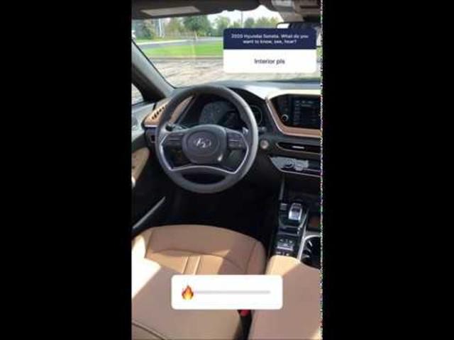 2020 Hyundai Sonata Instagram Q&A