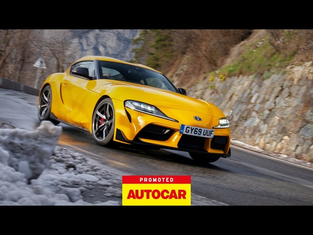 Promoted | Toyota GR Supra: The Road To Monte Carlo | Autocar