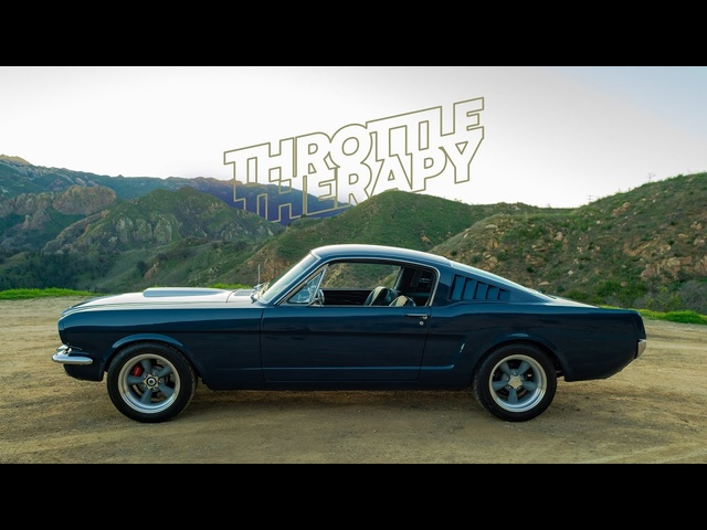 1965 Mustang Fastback: Throttle Therapy | Petrolicious