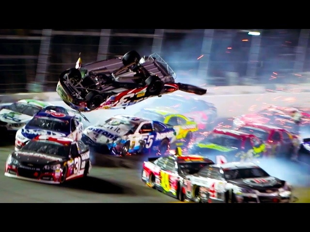 NEW Series Premiere—NASCAR All In: Battle for Daytona | Untold Stories of NASCAR's Best Drivers