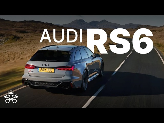 <em>Audi</em> RS6 Avant (2020) | UK Review | PistonHeads