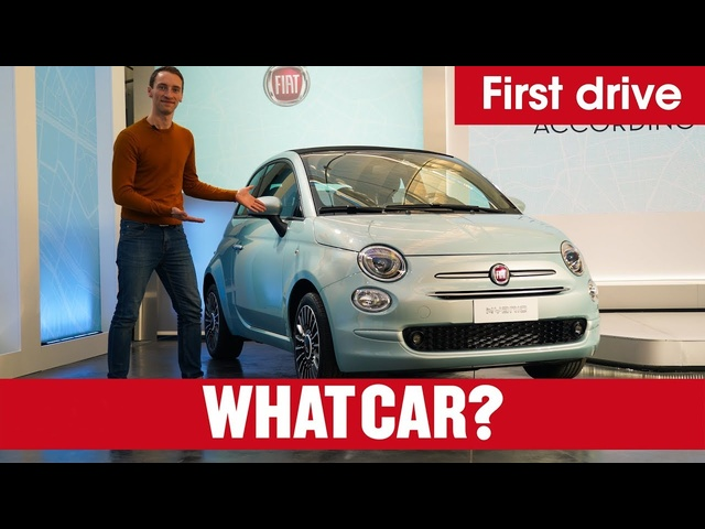 2020 Fiat 500 Hybrid review – modern classic goes green? | What Car? | What Car?