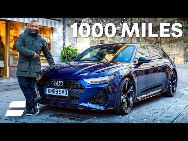 NEW <em>Audi</em> RS6: 1000 Mile Review - Ultimate Long Distance Relationship | 4K