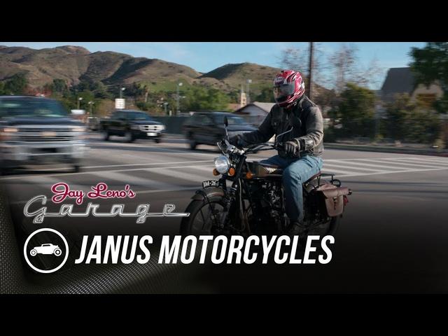 Janus Motorcycles -Jay Leno's Garage