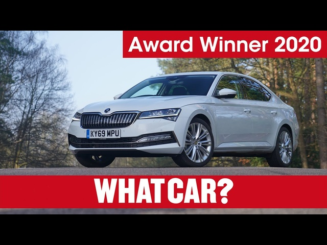Skoda Superb: why it's our 2020 Plug-in Hybrid (for less than £35,000) | What Car? | Sponsored