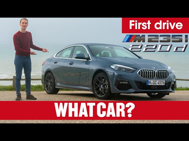 2020 BMW 2 Series Gran Coupe review – M235i & 220d driven! | What Car?