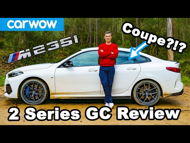 The BMW M235i Gran Coupé is a LIE!!! *Review*