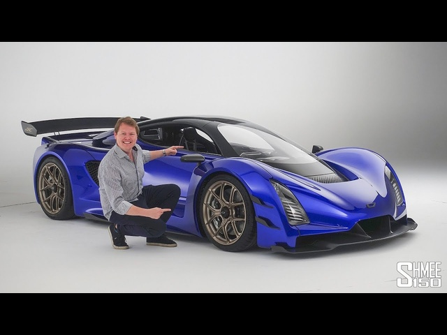The New CZINGER 21C is a Hypercar Built in the USA! | FIRST LOOK