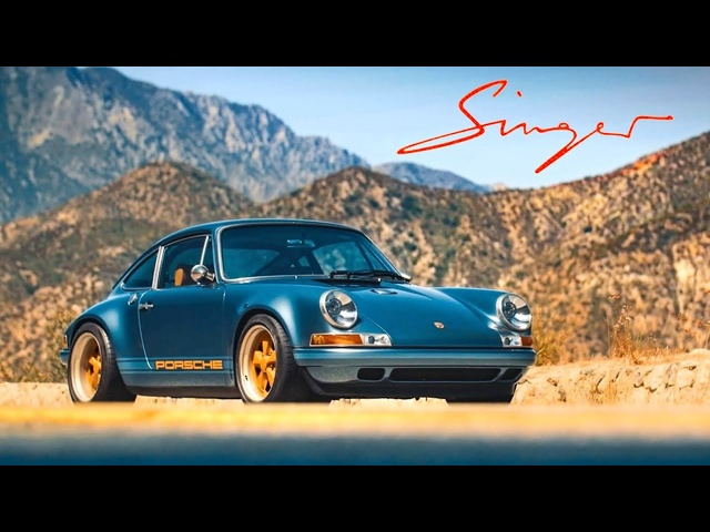 Porsche 911 Reimagined by Singer: Henry Catchpole's Definitive Road Review | Carfection 4K