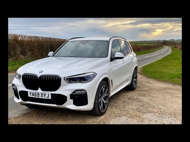 2020 BMW X5 45e PHEV review. Is this new plug-in hybrid better than a pure EV in the real world?