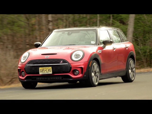 2020 MINI Clubman | A Solid Crossover Alternative? | Steve Hammes