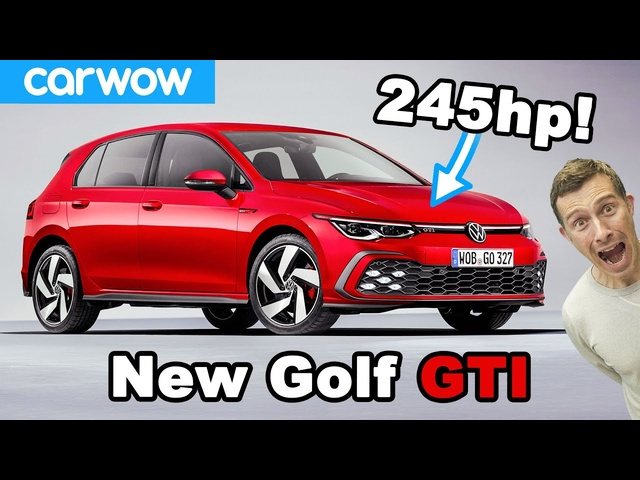 Is the new VW Golf GTI MK8 good enough?