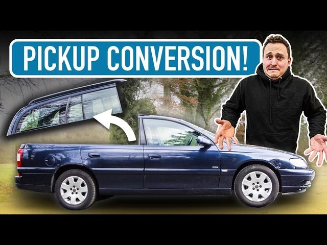 DIY Pickup Truck Conversion: Part 1