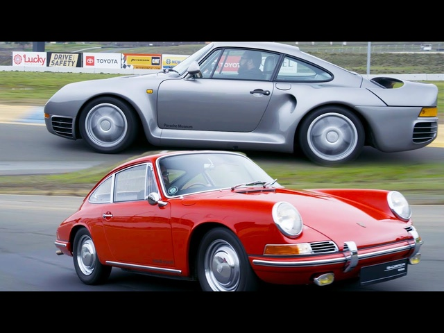 Porsche 901 and Porsche 959: Comparing Two Game-Changing Porsches