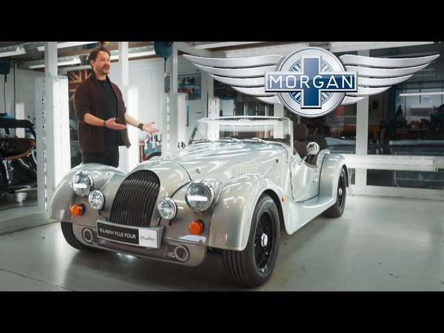 NEW Morgan Plus Four: First Look | Carfection 4K