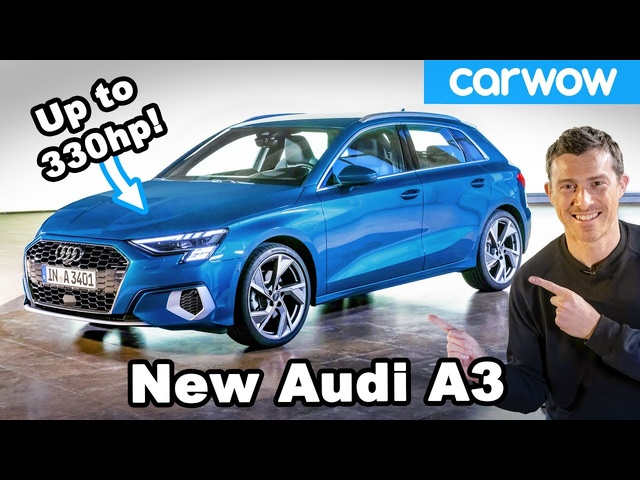 The new <em>Audi</em> A3 is the most luxurious small car EVER!