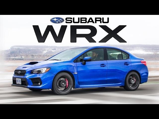 The 2020 Subaru WRX is aModern Day Classic
