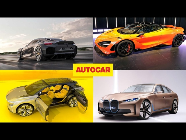 2020 'Geneva' Motor Show | The 18 cars you must see | Autocar