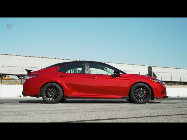 """A """"Racing"""" Toyota Camry?—2020 Camry TRD First Test"""