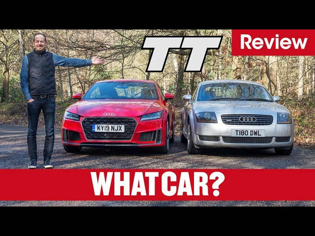 2020 <em>Audi</em> TT review – and how it compares to the original Mk1 | What Car?