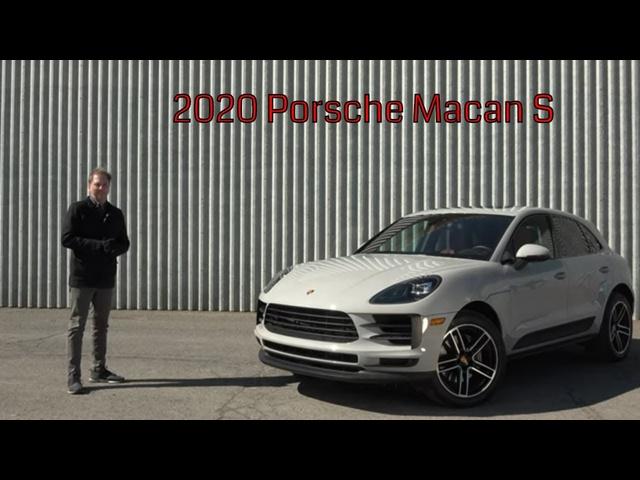 2020 <em>Porsche</em> Macan S | Always Bet Chalk | Steve Hammes