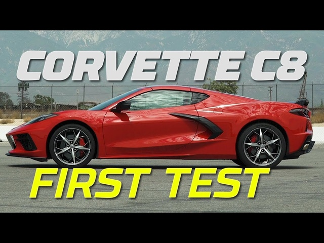 We've Got A C8!—2020 Chevy Corvette C8 First Test