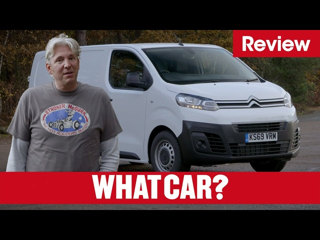 2020 Citroen Dispatch review | Edd China's in-depth review | What Car?
