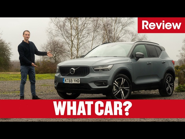 2020 Volvo XC40 Recharge T5 Plug-in Hybrid review – the best green SUV? | What Car?
