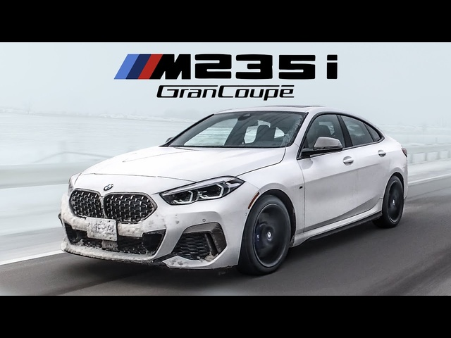 The FIRST EVER BMW M235i Gran Coupe isn't really a 2 Series
