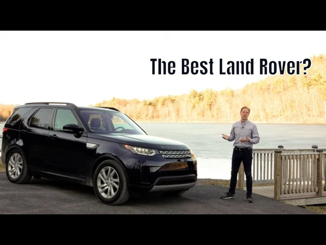 2020 Land Rover Discovery | No Panic in this Disco | Steve Hammes