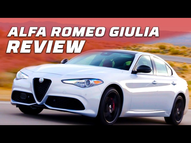 Gorgeous Interior, Great Car! 2020 Alfa Romeo Giulia Walkthrough | MotorTrend