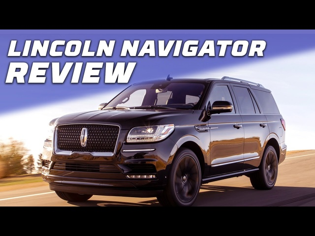 A Technical Marvel: What You Need to Know—2020 Lincoln Navigator | MotorTrend