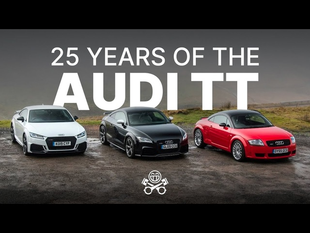 Legacy | 25 years of the iconic Audi TT | PistonHeads