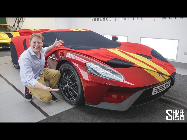 GARAGE NEWS! New Car Coming and My Ford GT Addition