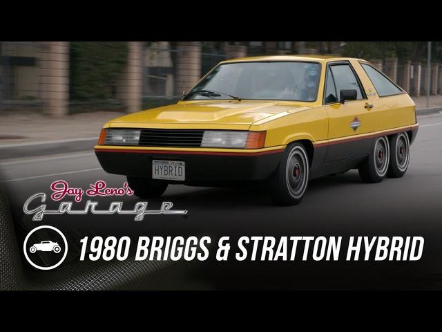 1980 Briggs & Stratton Hybrid -Jay Leno's Garage