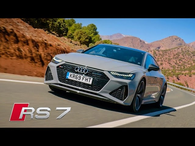 NEW <em>Audi</em> RS7 Sportback: Road Review | Carfection 4K